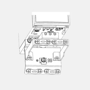 Комплект развязывающей панели