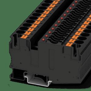 Предохранительная клемма - PT 10-FSI/C-LED 12