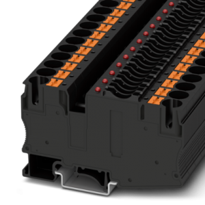 Предохранительная клемма - PT 10-FSI/C-LED 48